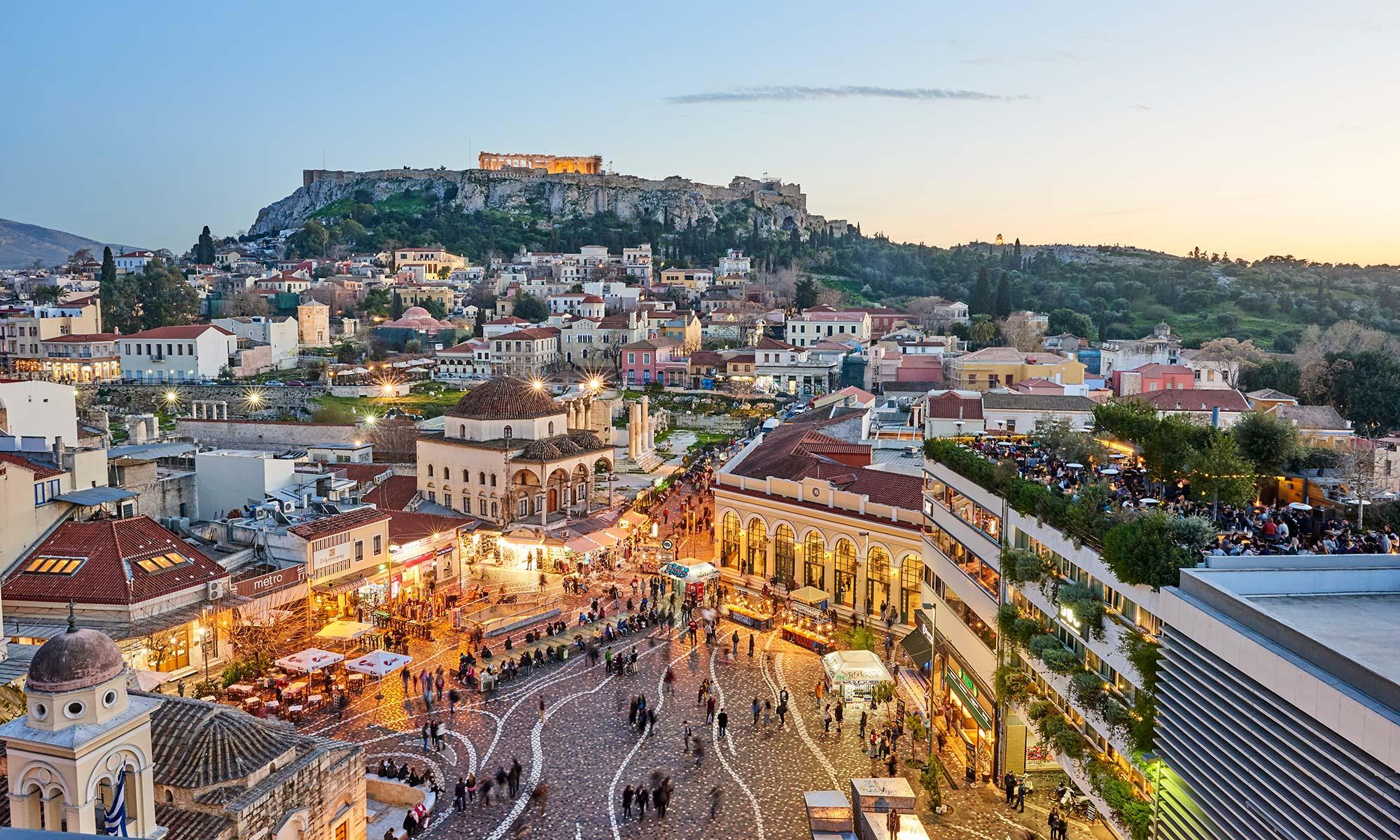 Aten - reseguide till Greklands huvudstad